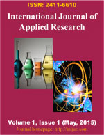 journal of applied research in the community college Community college journal of research and practice (ccjrp) new directions for community colleges journal for applied research in community colleges.
